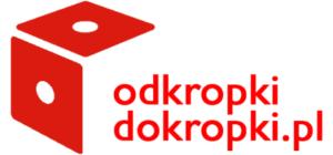 logo startupu odkropkidokropki