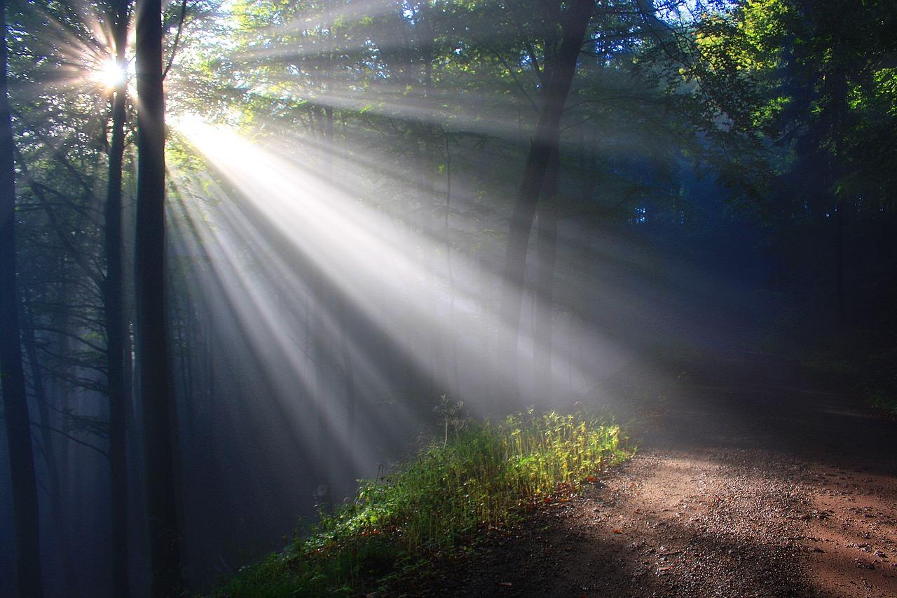 droga światła