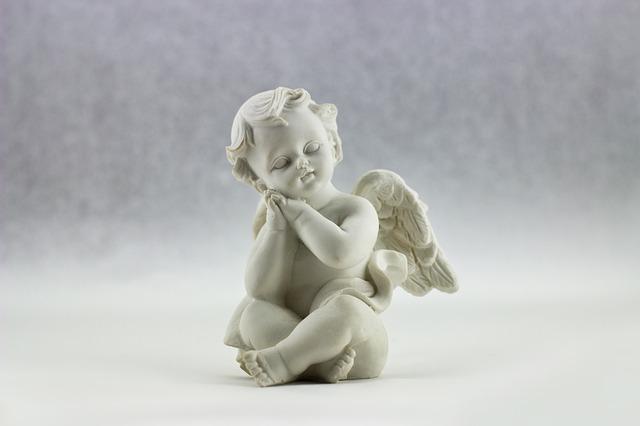 anioł duch